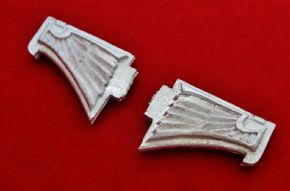 Sammael Master of the Ravenwing Jetbike Jet Bike Wings (OOP metal)